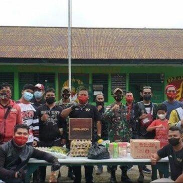 Aksi Sosial Bikers Bantu Penduduk di Pelosok Papua Ini Sungguh Patut Ditiru