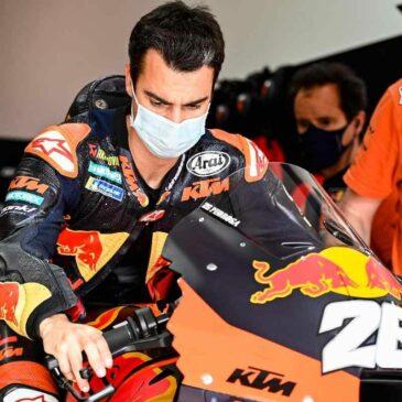 Lama Hanya Menjadi Test Rider, Dani Pedrosa Siap Balap Lagi di MotoGP