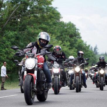 Tanggapan Komunitas Ducati Indonesia pada Pemberlakuan Penggolongan SIM C