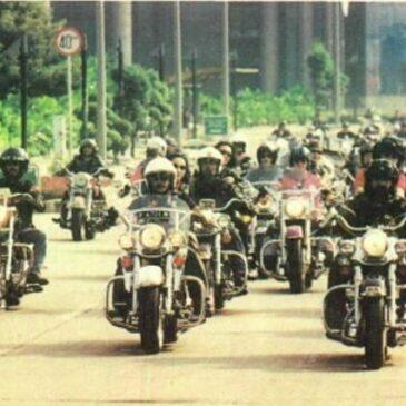 Komunitas Harley-Davidson Club Indonesia Dukung Pemberlakuan Penggolongan SIM C
