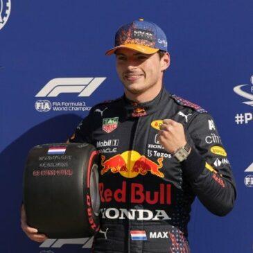 Pada Gelaran F1 Belanda 2021 Max Verstappen Tampil Memukau dan Rebut Puncak Klasemen