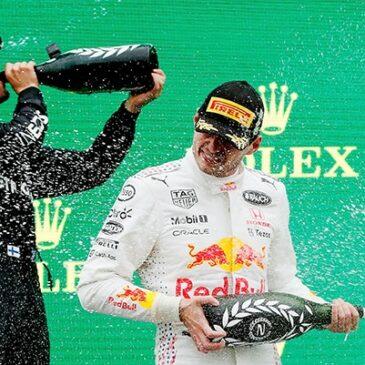 Valtteri Bottas Dominan di Turki, Max Verstappen Pimpin Klasemen Lewati Hamilton