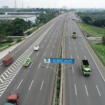 Beberapa Ruas Tol Jakarta—Tangerang Akan Macet karena Pemeliharaan Berkala