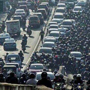 Apa Iya Kemacetan di Indonesia Tidak Ada Obatnya?