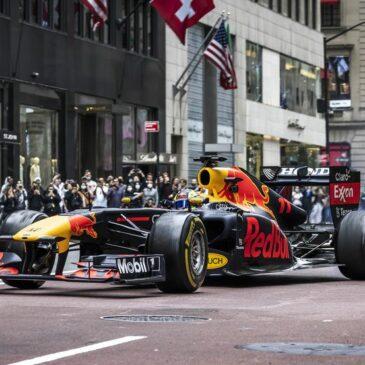 Menyambut Gelaran F1 Miami 2022, Red Bull Pamer Video Keren